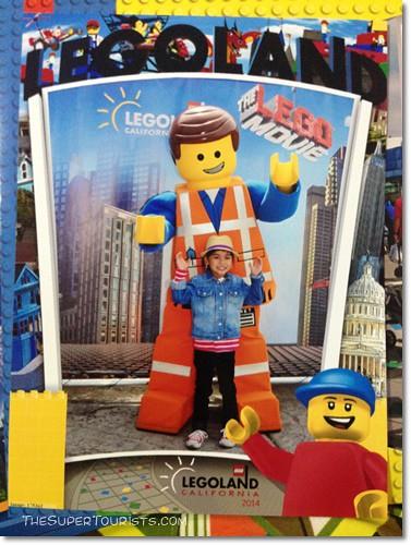 Legoland California Character Meet Ups