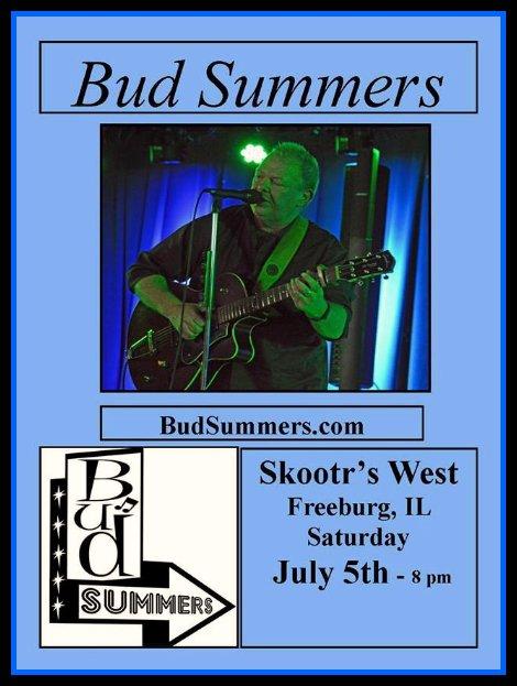 Bud Summers 7-5-14