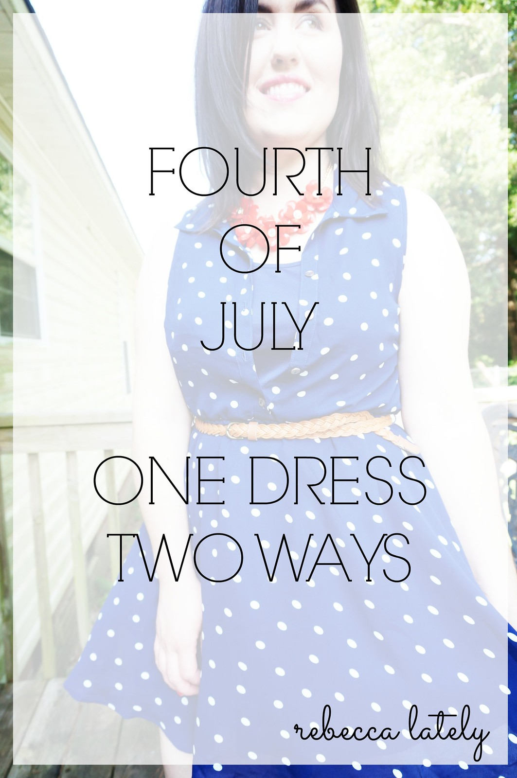 Fourth of July Outfit 7