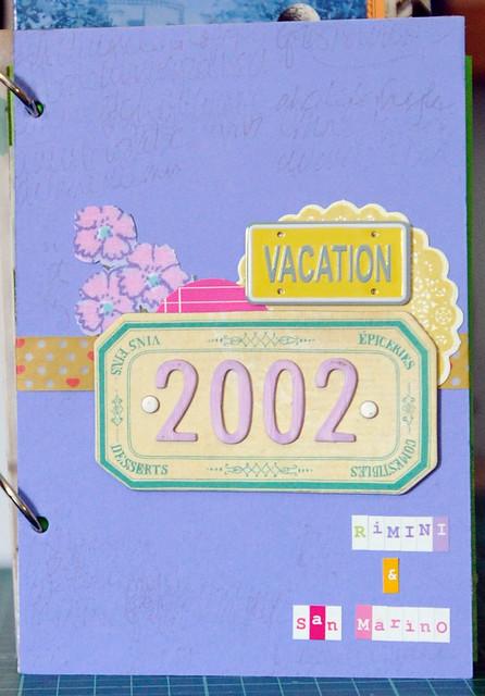 minialbum 2002