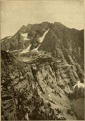 """Image from page 132 of """"The top of the continent; the story of a cheerful journey through our national parks"""" (1917)"""