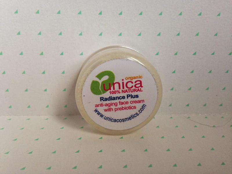 Unica Radiance Plus Anti-aging Face Cream