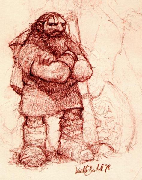 José Luis Vaello Bertol piešinys