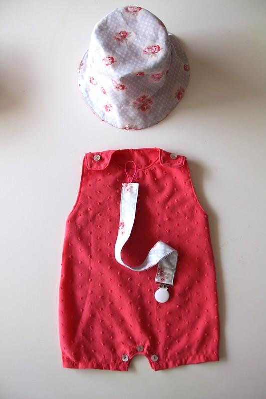 ropita bebé handmade