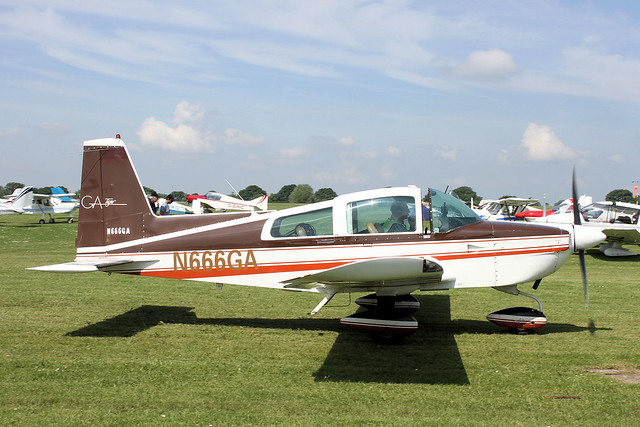 N666GA