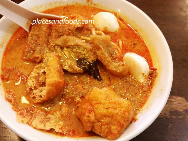 Sun Yun Heong Yun curry mee