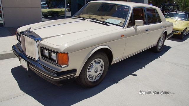 1988 Bentley Mulsanne S Saloon owned by Lucille Ball