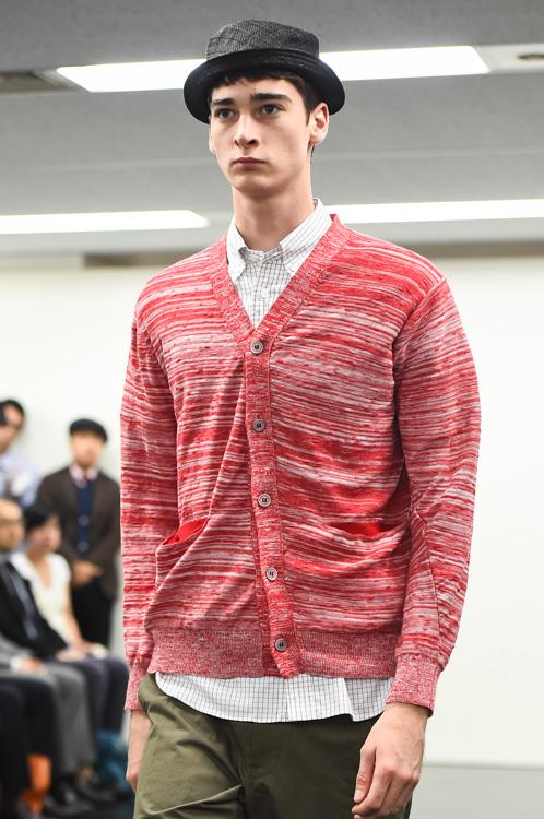 SS15 Tokyo COMME des GARCONS HOMME034_Corentin Renault(Fashion Press)