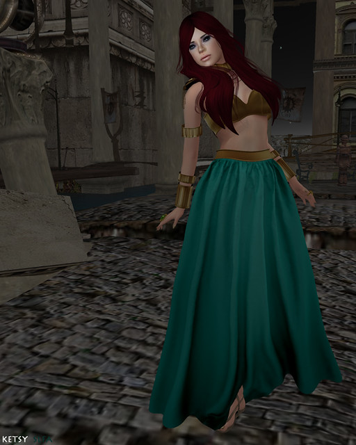 Hair Fair - Ophelia In Exile (New Post @ Second Life Fashion Addict)