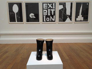 David Shrigley at the Mound