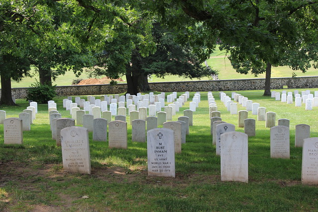 Soldiers Cemetery at Gettysburg, PA