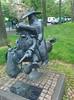 Bud Neill's Statue, Glasgow by deadmanjones
