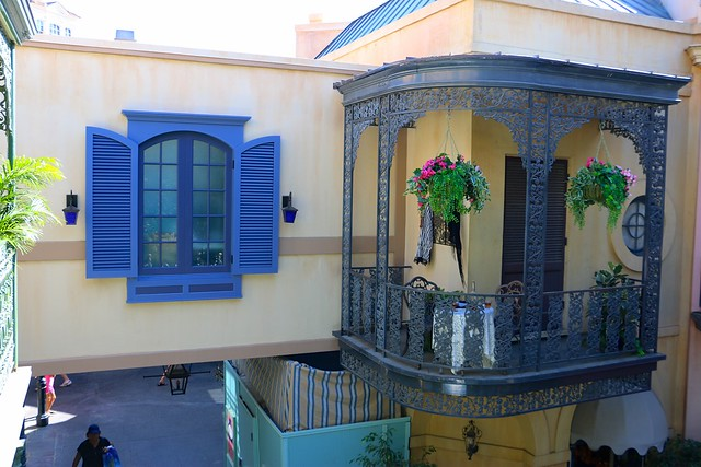 New Orleans Square Disneyland Club 33 Club 33 Updated at Disneyland