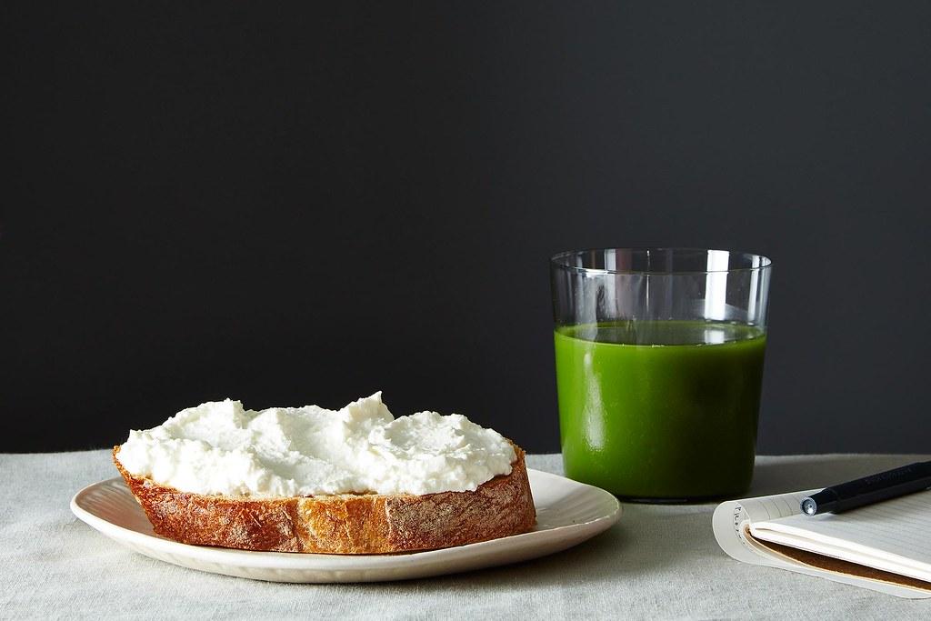 Green Juice Pairings