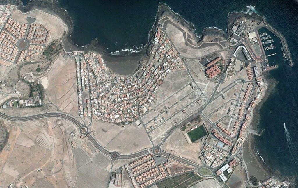 taliarte, las palmas, gran canaria, soandart, después, urbanismo, planeamiento, urbano, desastre, urbanístico, construcción, rotondas, carretera