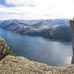 El fiordo Lysefjord