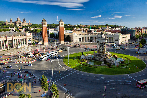Plaça Espanya, Barcelona