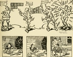 "Image from page 270 of ""The history and La Trine rvmor of Ambvlance company 33"" (1920)"