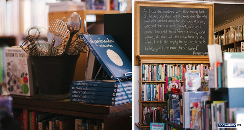 Books for Cooks (Melbourne, Australia) 2