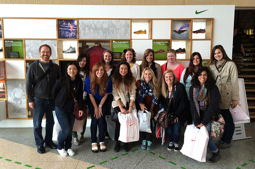 Graphic Design in Europe at Nike EMEA