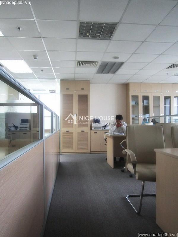 Thiết kế nội thất Văn Phòng công ty VJEC_29