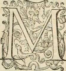 """Image from page 8 of """"De l'origine des bovrgongnons, et antiqvité des estats de Bovrgongne, devx livres : plus, des antiquitez d'Autun, liure 1 : de Chalon, 2 : de Mascon, 3 : de l'abbaye & ville de Tournus, 1"""" (1581)"""