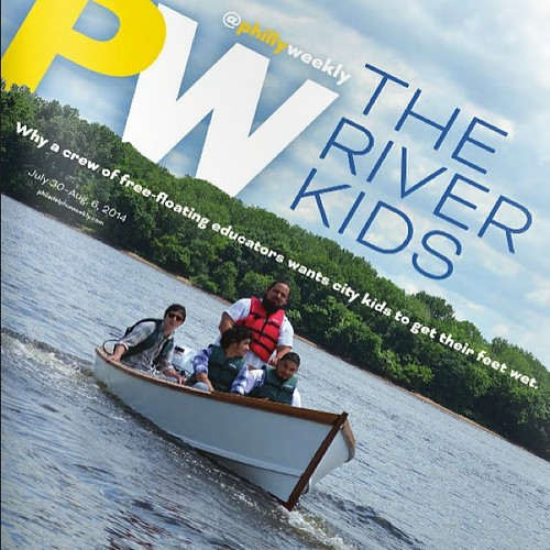 Wrote the cover story for PW this week, about the amazing work the Philadelphia Wooden Boat Factory does.