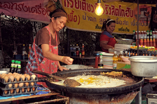 Thai street food Bangkok