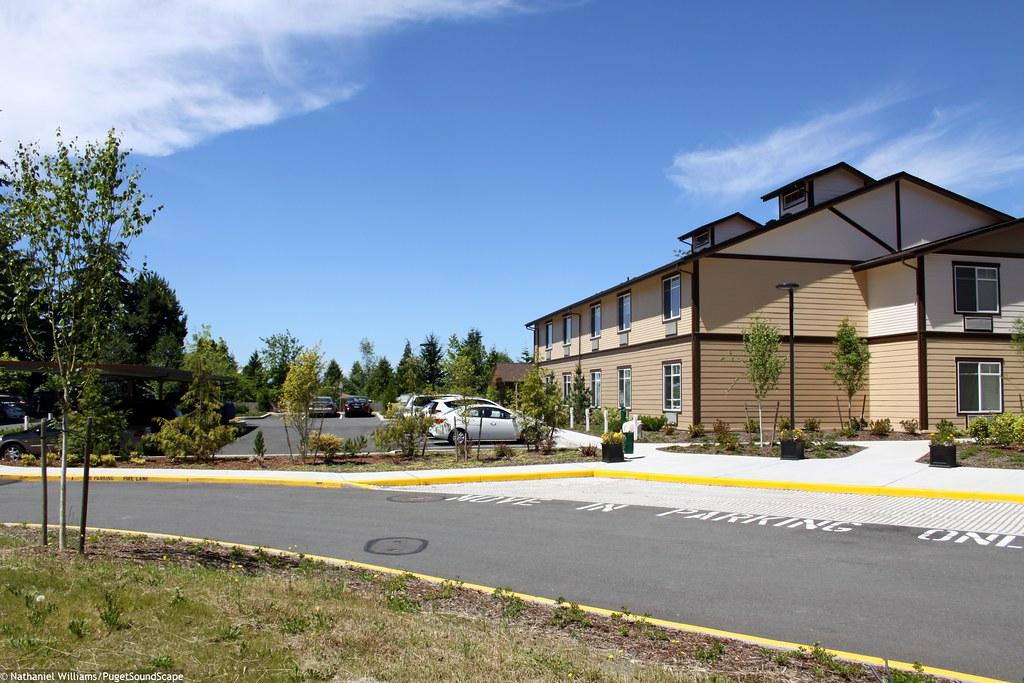 Low Income Senior Housing Everett Wa