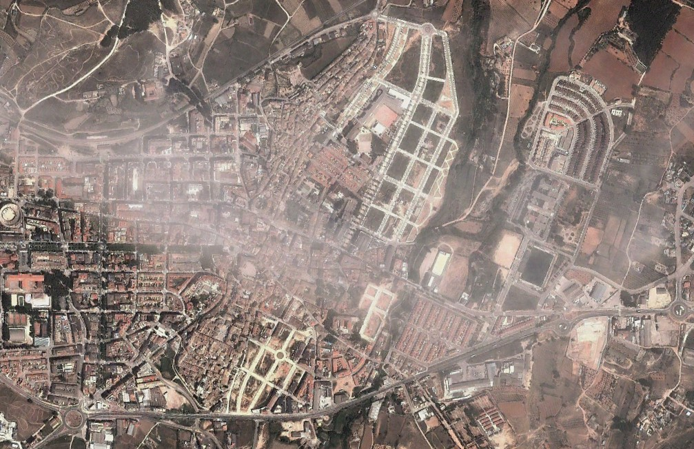 requena, valencia, recena, después, urbanismo, planeamiento, urbano, desastre, urbanístico, construcción, rotondas, carretera