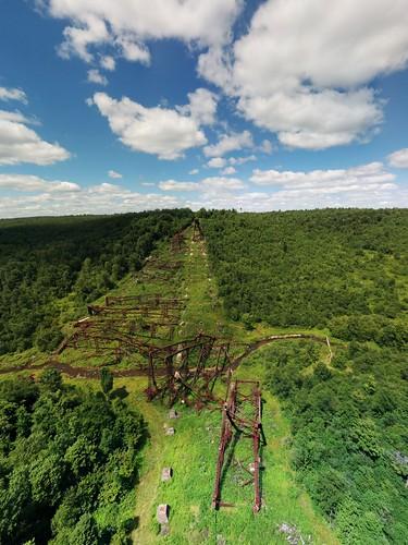 bridge pennsylvania kinzuabridgestatepark kinzuaviaduct