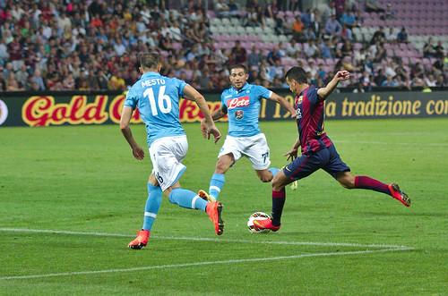 Barça - Napoli