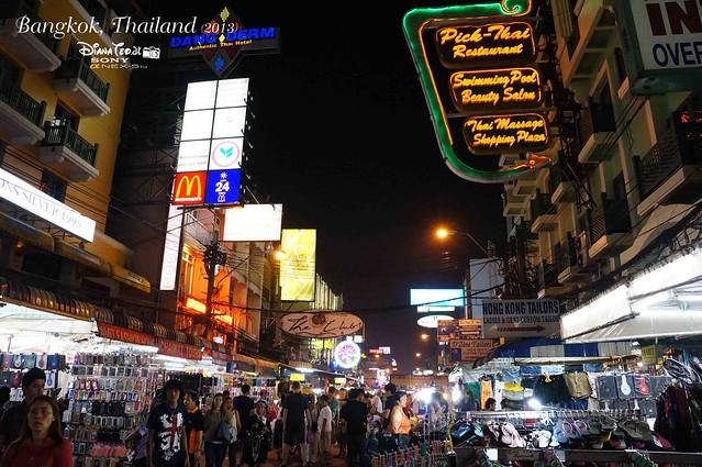 Khao San Road Bangkok Thailand 04