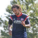 Jermaine Jones at Training