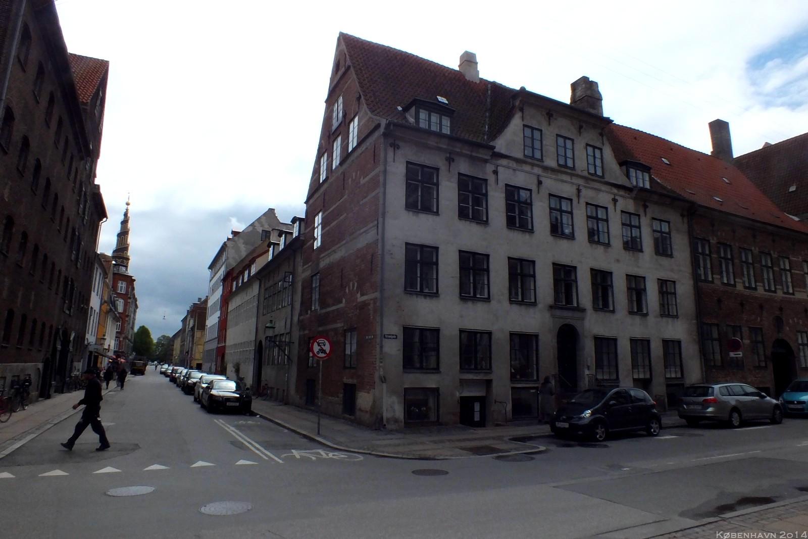 København, Sankt Anna Gade