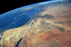 Middle-East and the Mediterranean Sea