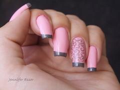 Amor (?)Ellen Gold+ nail art Super Style (Beauty Color)