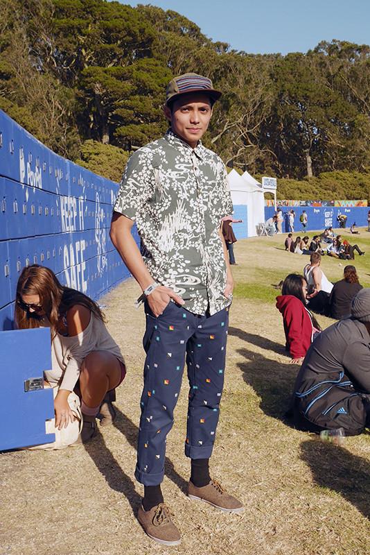 cullen_ol2014 street style, street fashion, men, San Francisco, Golden Gate Park, outside lands, Quick Shots