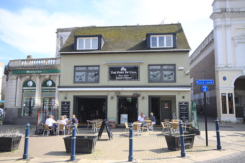 The Port of Call, Market Square, Dover, Kent