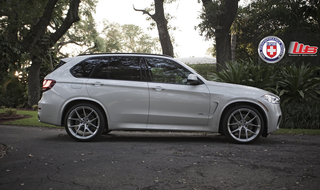 Bmw X5 On Hre P101 S 6speedonline Porsche Forum And
