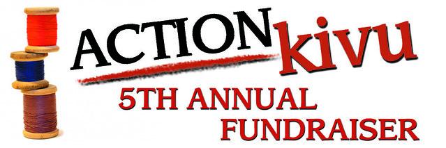 5th annual Fundraiser banner