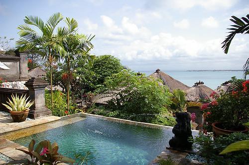 峇里島觀光業相當興盛。圖片來源:Chienchia Chien