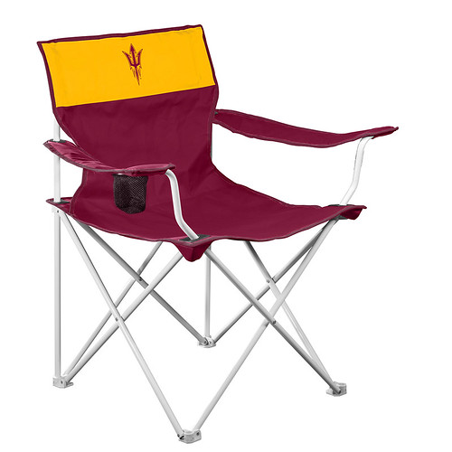 Arizona State ASU Sun Devils Canvas TailGate/Camping Chair