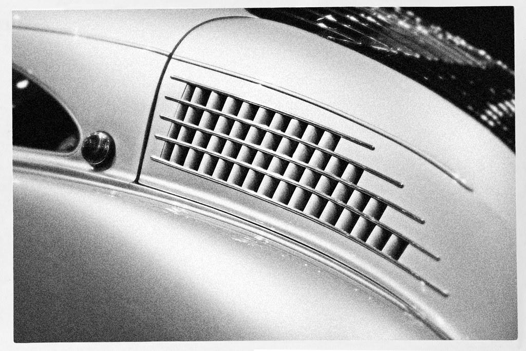 Dream Cars, 1936 Stout Scarab Detail