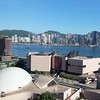 Late afternoon. View from room. Thanks to all who suggested the YMCA ping @bonitoclub excellent choice :) #heyho2014 #HongKong