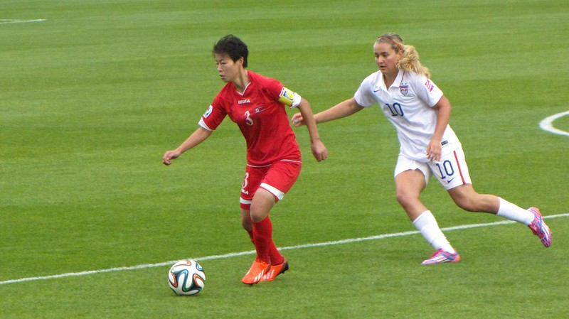 North Korea vs USA, U-20 Women's World Cup