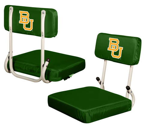 Baylor Bears Hard Back Stadium Seat