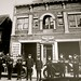 Historical Pictures of American  Fire fighters by Chicago Rail Head