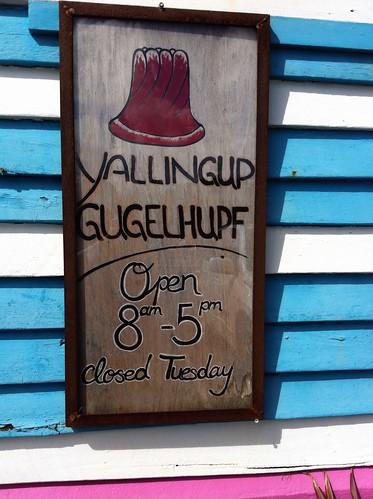 Yallingup Gugelhupf