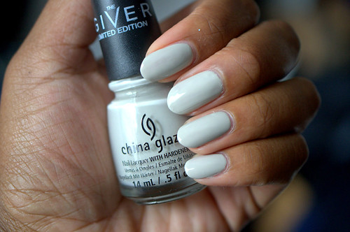 China Glaze Five Rules